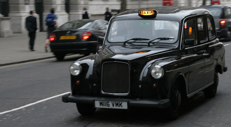 Black Cab Dispatch Management