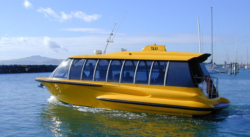 water taxi app