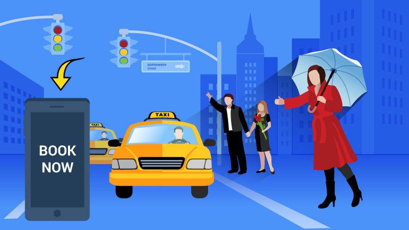 How E-Hailing Improved the Taxi Industry and Whats Next