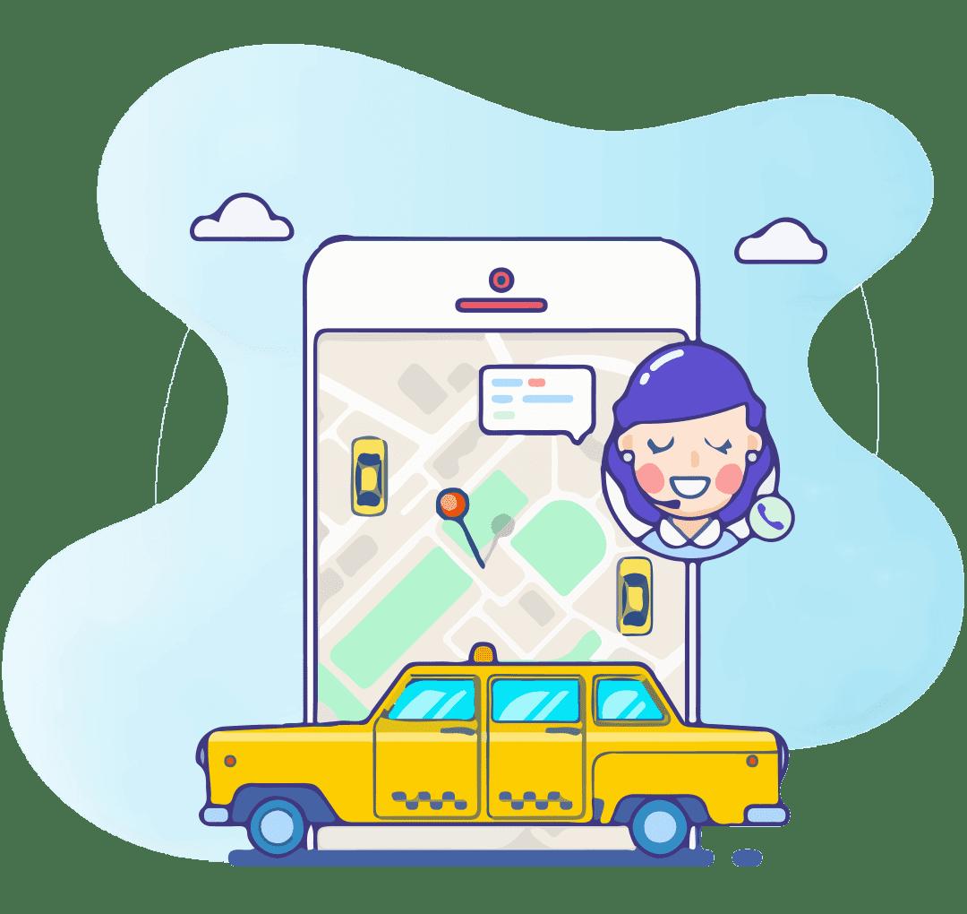 Uber like App