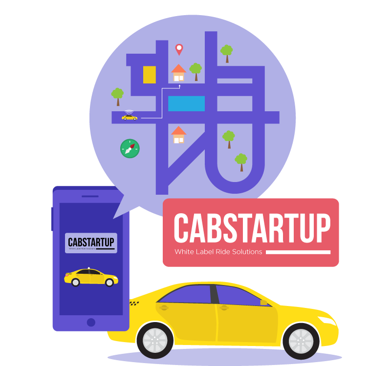 White Label Taxi Dispatch | Online Taxi Booking System | CabStartup