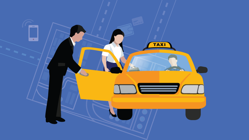 taxi dispatch solution