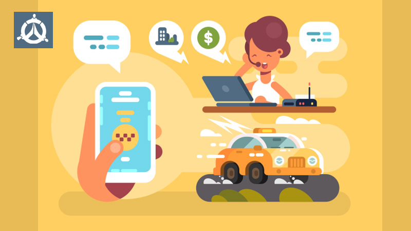 Invest in On-demand Taxi Dispatch App