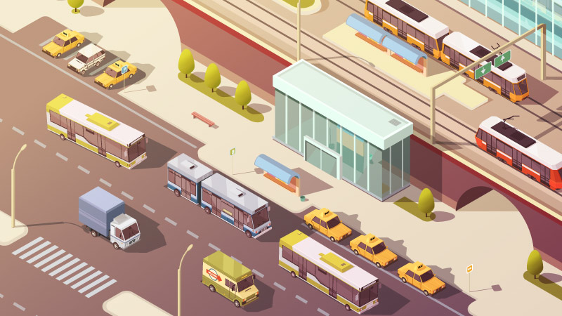 transportation industry trends