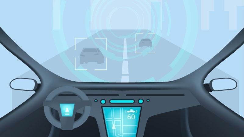 driverless Taxi