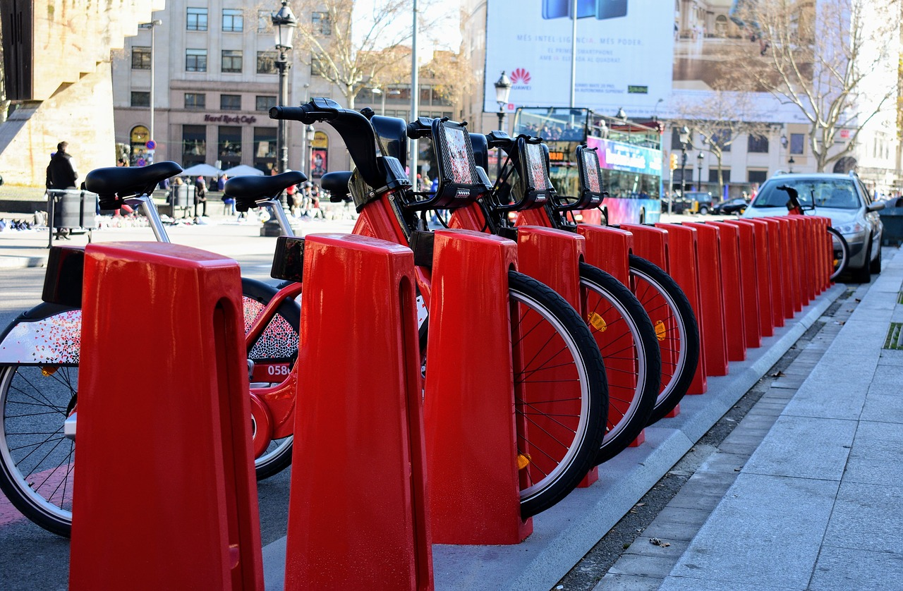 bike sharing services