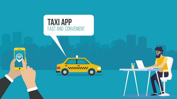 Taxi app developer