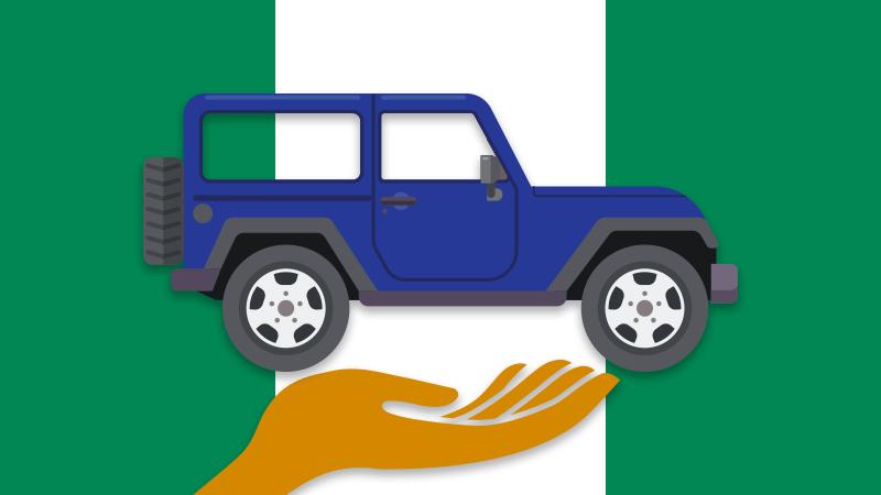 Nigeria Ride-hailing
