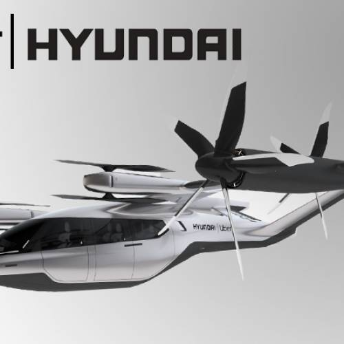 Uber and Hyundai make Headway into Flying Taxi at CES 2020